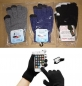 Mobile Preview: 1 Paar Smartphone Touchscreen Handschuhe in div. Farben