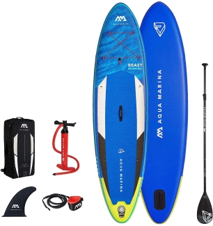 Stand Up Paddle SUP Aqua Marina Advanced All-Around SUP Beast 320x81x15cm