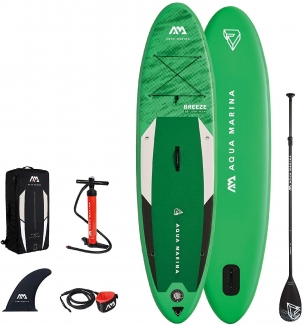 Stand Up Paddle SUP Aqua Marina All-Around SUP Breeze 300x76x12cm
