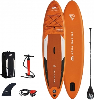Stand Up Paddle SUP Aqua Marina All-Around SUP Fusion 330x81x15cm