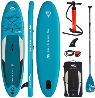 Stand Up Paddle SUP Aqua Marina All-Around SUP Vapor 315x79x15cm