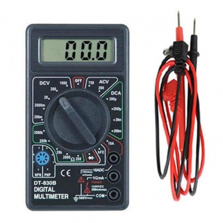 LCD Digital Multimeter Tester