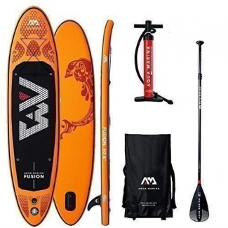 Stand Up Paddle SUP Aqua Marina Fusion ISUP Set