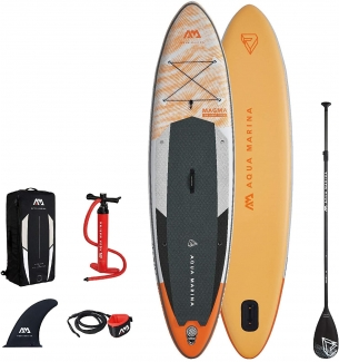 Stand Up Paddle SUP Aqua Marina Advanced All-Around SUP Magma 340x84x15cm