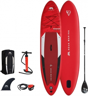 Stand Up Paddle SUP Aqua Marina All-Around SUP Monster 366x84x15cm