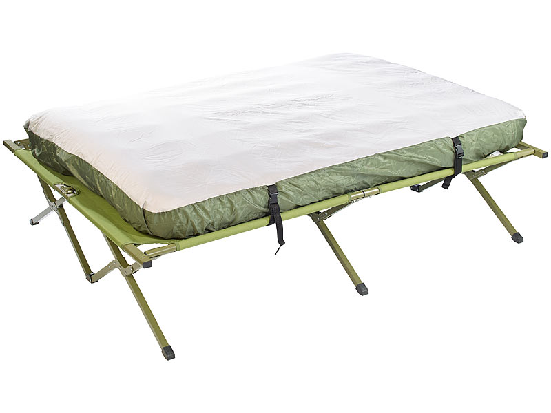 Trend 24 Ch 4in1 Doppelzelt Mit 2 Schlafsäcken Matratze