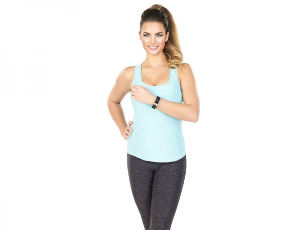 trend-24.ch - Fitness-Armband mit Blutdruck-, Herzfrequenz..